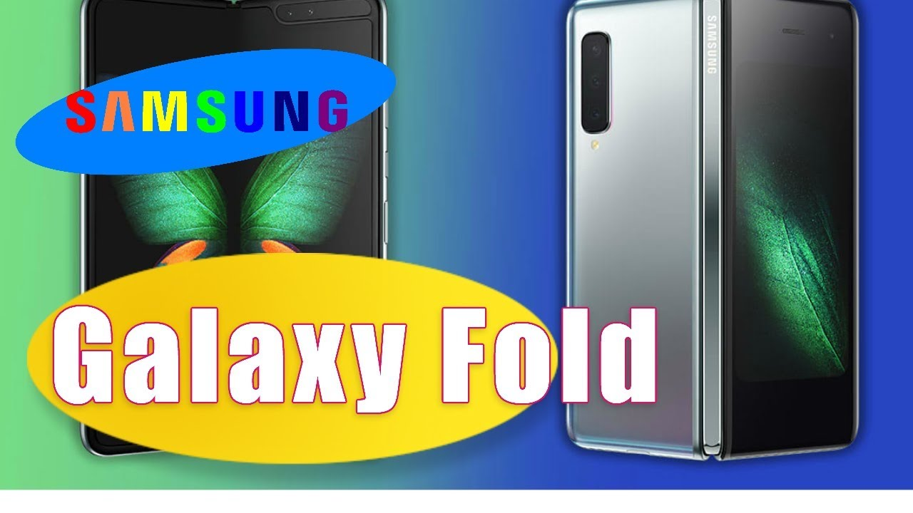 Samsung galaxy fold demo/ samsung galaxy fold pricing Starting at $1,980/ samsung galaxy fold review