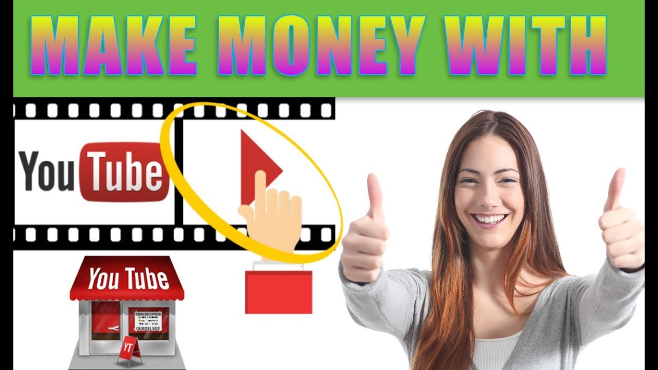 make money on YouTube in 2019, without creating your own video/online money making