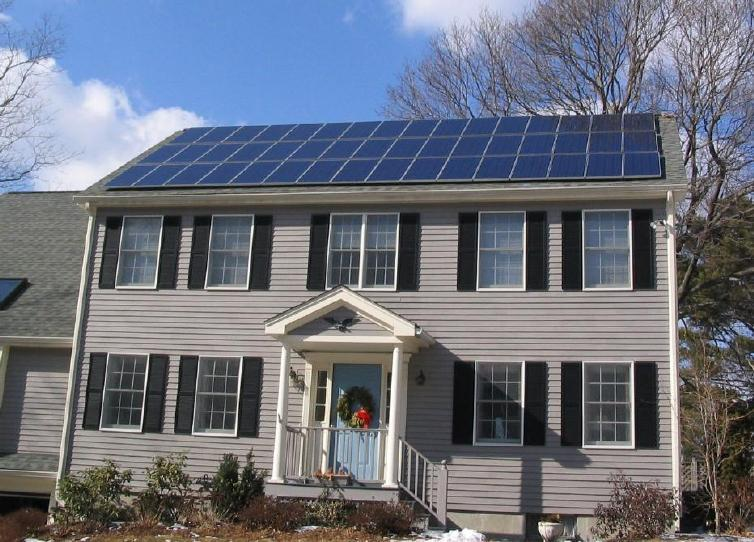 Free Home Solar Power with no out of pocket costs