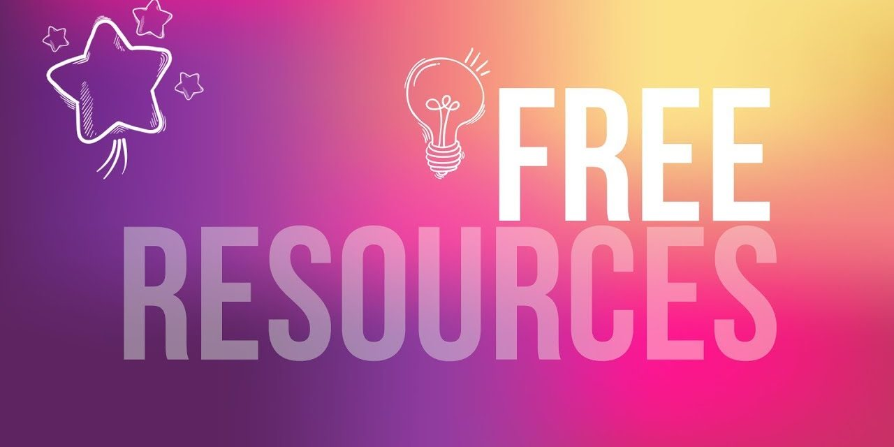 100% FREE Design Resources: Avoid Copyright Issues