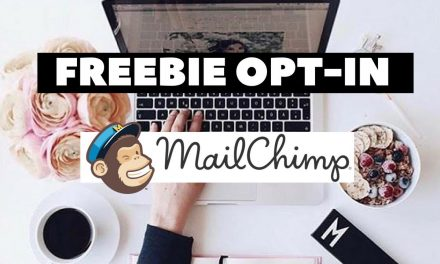 How to Set Up an Opt-in Freebie in Mailchimp for FREE | Freebie Opt in Mailchimp