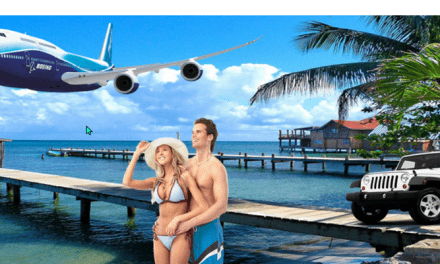 turnkey travel and vacation package deals affiliate site