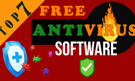 Free Antivirus software for computer/laptop