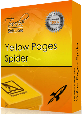 yellow page spider